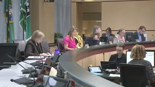 RAW: King County Board of Health discusses new measles cases