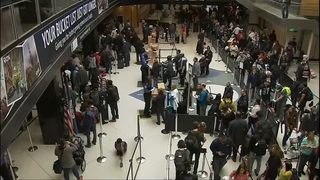 Sea-Tac considering moving a security checkpoint to baggage claim level