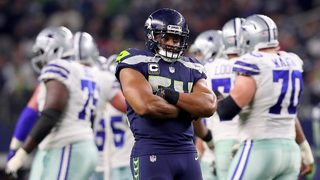 Bobby Wagner present, but not participating in Seahawks OTAs