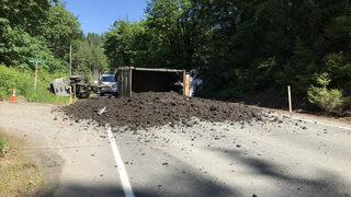 State Patrol investigating fatal crash near Brinnon