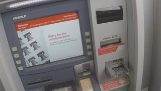 VIDEO: ATM malfunctions, fails to deliver cash