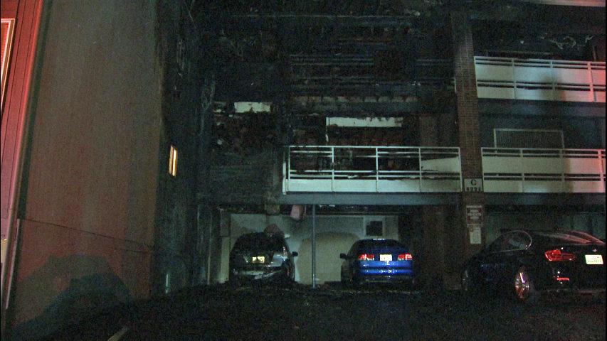 13 displaced after fire at Redmond apartment complex | KIRO-TV