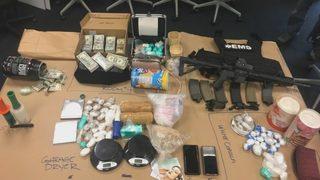 Seattle police bust major drug trafficking ring