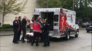 Police arrest suspect in Everett murder
