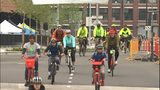 VIDEO: 4th Annual Emerald City Ride rolls through SR 99 tunnel for first time