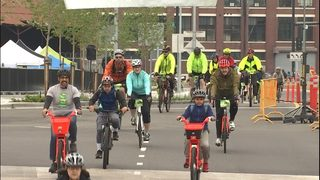 4th Annual Emerald City Ride rolls through SR 99 for first time