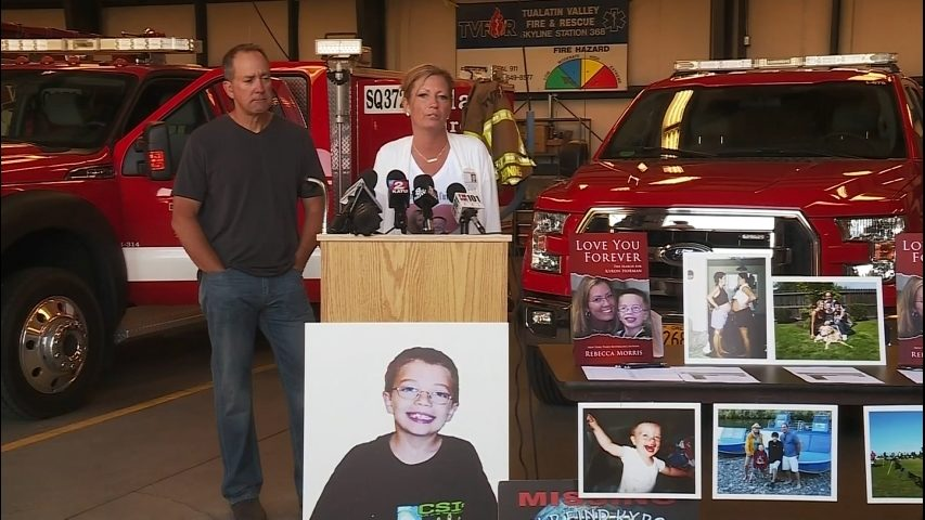 Mother says search for Kyron Horman has narrowed, 9 years
