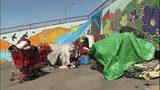 VIDEO: Neighborhood complaints get homeless encampment removed
