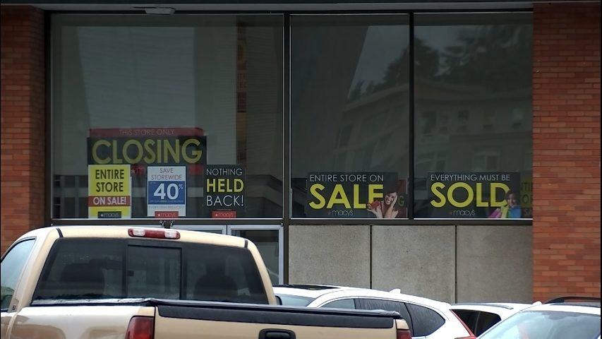 Smaller shops at Northgate Mall say they're being forced out