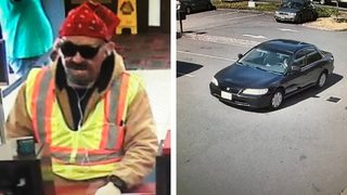 Pierce County depuites search for Spanaway bank robbery suspect