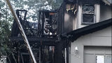 VIDEO: Woman missing after Gig Harbor duplex fire