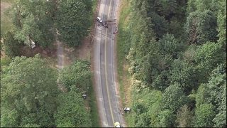 Investigation underway after 3-vehicle crash in Duvall
