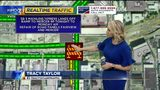 VIDEO: Tracy Taylor maps out roadwork for 6/14 - 6/16 weekend