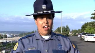 RAW VIDEO: WSP trooper gives an update on chase, crash