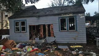 RAW: Aftermath of Lakewood fire