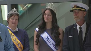 RAW: Official kickoff of Seafair 2019