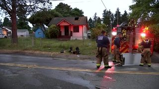 VIDEO: Fire causes $100,000 in damage to Burien home, officials say