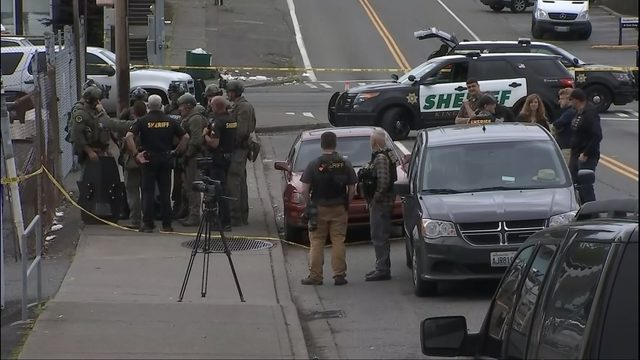Two men badly hurt in White Center shooting | KIRO-TV