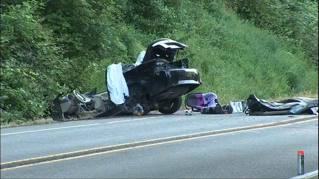 Young mother killed, children critically injured in SR 202