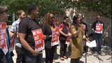 VIDEO: Apartment tenants demand more protection after getting eviction notices