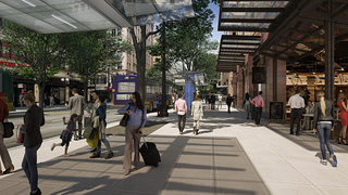 PHOTOS: Redevelopment ideas for Third Avenue in Seattle