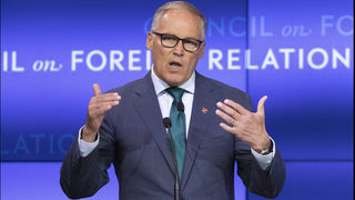 Inslee among 2020 Democrats appearing on first night of presidential debates