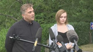RAW: Family of missing Thurston County mother speak out