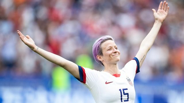 Megan Rapinoe to attend Seattle Storm game Friday