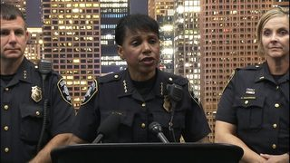 RAW: Seattle Police Chief Carmen Best discusses weekend violence