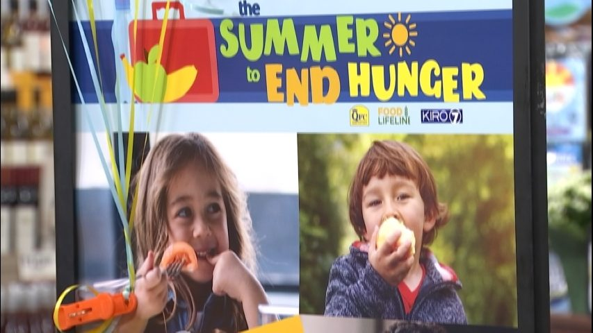 Summer to End Hunger Campaign raised tens of thousands of dollars for community in need