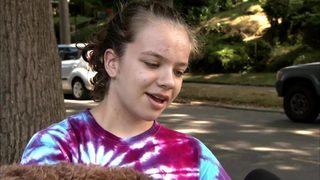 RAW VIDEO: Interview with Magnolia crash victim (7-16-19)