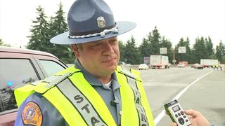 RAW: Trooper explains sequence of hit-and-run crash