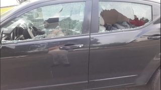Windows shattered by BB gun in Tacoma