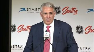 Seattle NHL team introduces Ron Francis as GM