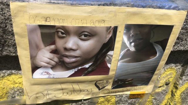 Vigil for mother stabbed to death in Cal Anderson Park