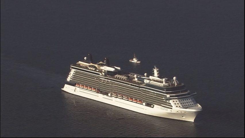 Cruise ship headed to Ketchikan makes U-turn to Seattle port