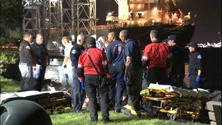 Man dies after being pulled from water at Centennial Park