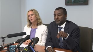 RAW: Federal lawsuit filing against the FAA announced