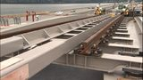 VIDEO: A behind-the-scenes look at light rail construction on I-90