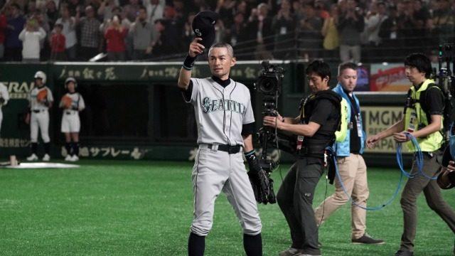 Ichiro to receive Mariners Franchise Achievement Award
