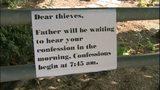 VIDEO: Bothell church burglarized