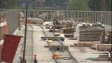VIDEO: Southbound lanes of I-405 closed in Bellevue this weekend