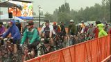 VIDEO: Record number of participants in 7th annual Obliteride to fund cancer research