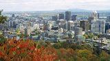 Downtown Montreal via Wikimedia Commons user AnnaKucsma