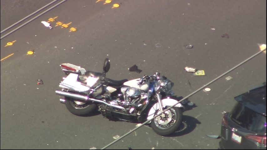Motorcyclist killed in Everett crash | KIRO-TV