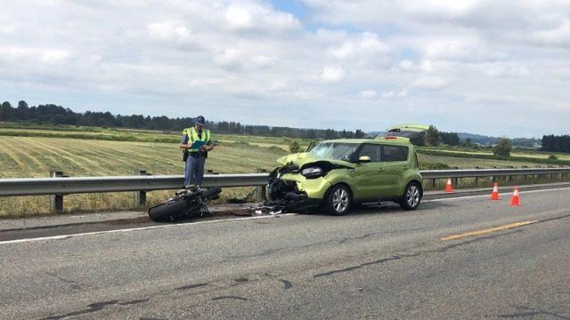 Motorcyclist identified in fatal SR 2 crash
