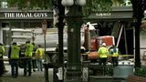 RAW: Seattle fire official speaks after dump truck crashes into building