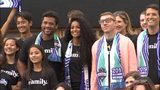 VIDEO: Celebrities announce why they jumped at opportunity to become new owners of Sounders