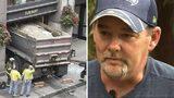 VIDEO: Auburn man explains how he survived dump truck crash