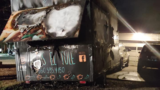 VIDEO: Bellingham taco truck intentionally set on fire, police say